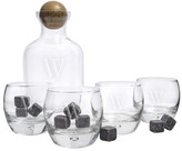Cathy's Concepts Cathys Concepts 5 Piece Personalized Whiskey Decanter Set