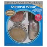Physicians Formula Mineral Wear Flawless Complexion Kit in Medium 3 pack
