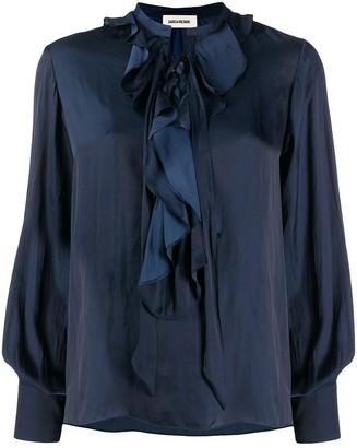 Zadig & Voltaire Turner tunic top