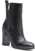 Tommy Hilfiger Classic Leather Ankle Boot