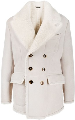 Tom Ford Double-Breasted Coat