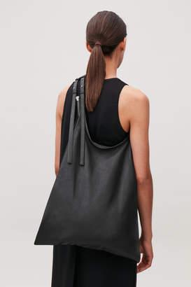 Cos LEATHER SHOPPER BAG