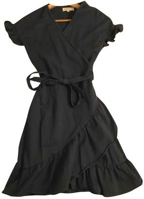 Maison Labiche Blue Cotton Dress for Women
