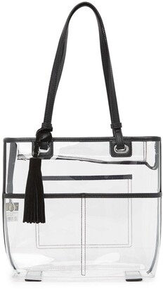 Vince Camuto Aryna Clear Tote Bag