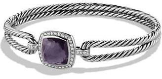 David Yurman Albion Bracelet with Gemstone & Diamonds