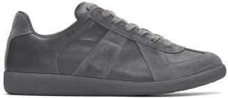Maison Margiela Grey Replica Sneakers