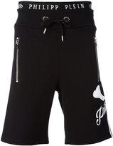 Philipp Plein print shorts