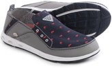 Columbia Bahama Vent PFG Boat Shoes - Leather-Canvas, Slip-Ons (For Men)