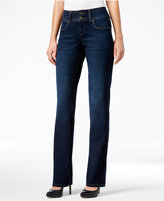 Style&Co. Style & Co Petite Ravine Wash Bootcut Jeans, Only at Macy's