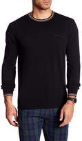 Ben Sherman Contrast Trim Sweater