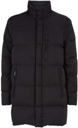 Emporio Armani Down Longline Puffer Jacket