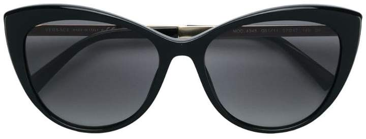 Versace Eyewear Medusina cat eye sunglasses