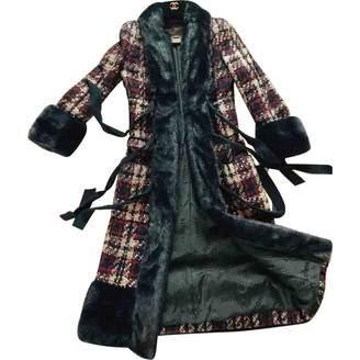 Louis Vuitton Tweed Coat for Women