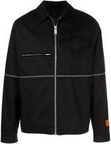Heron Preston uniform jacket