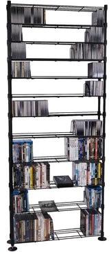 Rebrilliant Multimedia Media Shelves