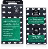 Apivita NEW Express Beauty Dark Circles & Eye-Puffiness Mask with Ginkgo