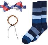 Bar III Men's Bow Tie, Bracelet & Socks Set, Only at Macy's