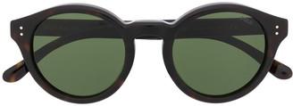 Polo Ralph Lauren Round-Frame Havanna Sunglasses