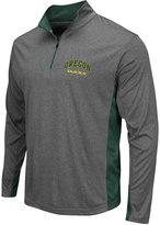Colosseum Men's Oregon Ducks Ridge Runner Quarter-Zip Pullover