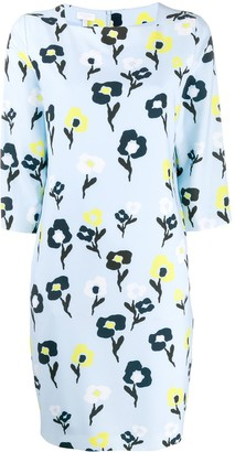 Escada Sport Floral Shift Dress