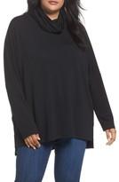 Caslon Plus Size Women's Cowl Neck Tunic
