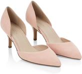 Monsoon Aster Two Part Pointed Court Shoe