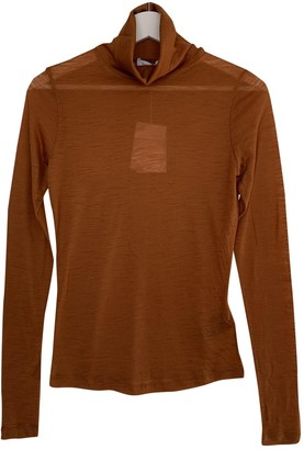 And other stories & Stories Orange Wool Knitwear for Women