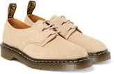 Engineered Garments + Dr Martens Ghillie Airwair Leather Derby Shoes - Beige