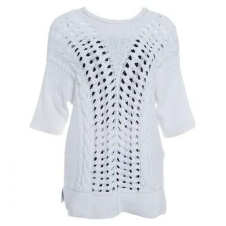Thakoon White Cotton Top for Women