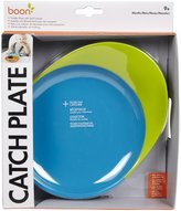 Boon CATCH PLATE with Spill Catcher - Blue/Green