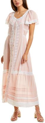 LoveShackFancy Ariana Maxi Dress