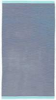 Pottery Barn Mini Stripe Beach Towel - Navy/Seabreeze