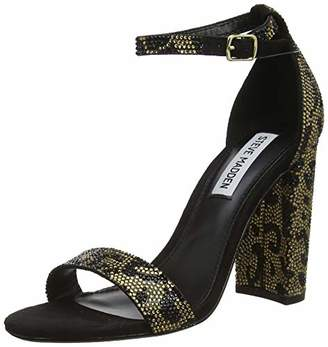Steve Madden Women's Carrson-R Open Toe Sandals