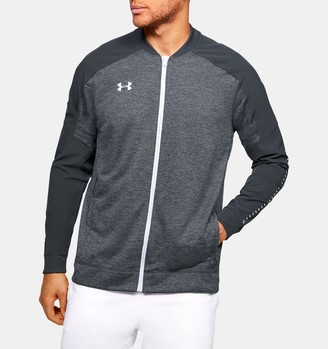 Under Armour Men's UA Knit Warm-Up Jacket