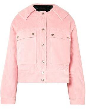 Cédric Charlier Cotton-corduroy Jacket