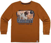 Carhartt Carhartt® Brown 'Outhunt Them All' Graphic Tee - Boys