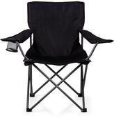Picnic Time 'PTZ' Camp Chair - Black