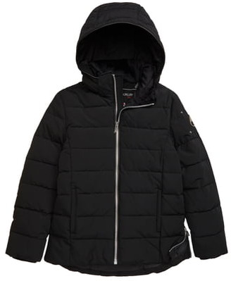 Moose Knuckles 3Q Hooded Puffer Jacket