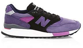 New Balance Men's Made US 998 Colorblock Sneakers