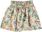 Stella McCartney Youth Girls Nat Stars Silk Skirt
