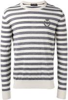 Dolce & Gabbana striped jumper - men - Virgin Wool - 52