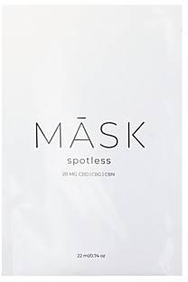 Mask Spotless Blemishes & Oily Skin Soothing Cbd Sheet Mask, 1 Mask