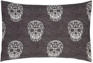 Catherine Lansfield Skulls Duvet Cover Set
