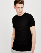 Edwin Double Pack T-Shirt Black