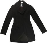 John Galliano Blue Wool Jacket for Women Vintage