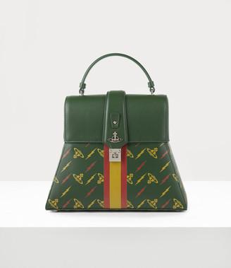 Vivienne Westwood Hampton Picnic Bag Orb And Thunderbolt