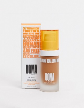 Uoma Beauty Say What?! Soft Matte Foundation Brown Sugar