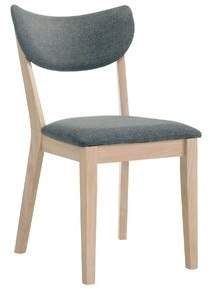Delozier Upholstered Dining Chair George Oliver