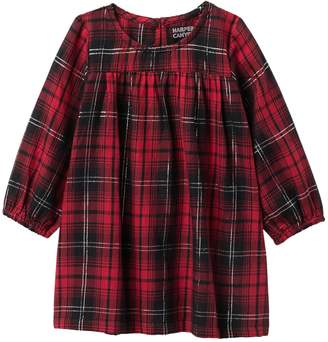 Harper Canyon Plaid Dress (Baby Girls)