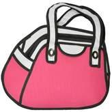 Handmade 2-D Cartoon Handbag